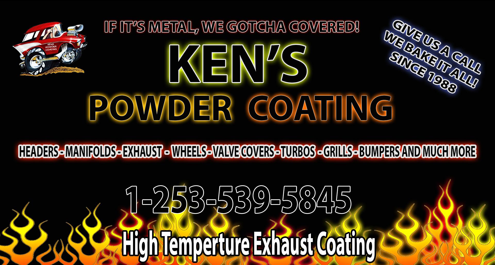 Kens powder coating tacoma